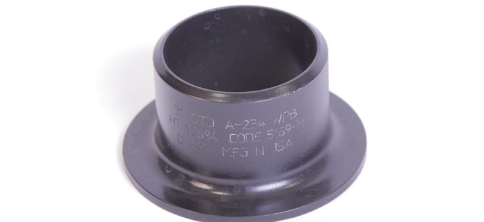 Custom Seamless MSS Type-A Stub End Pipe Fitting